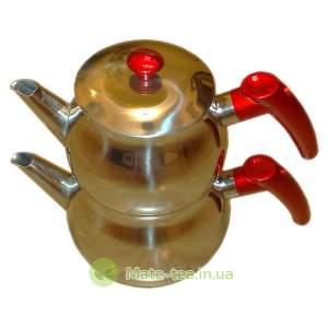 Турецкий чайник Caydanlik (маленький)