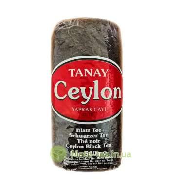 Цейлонський чай Tanay Ceylon - 500 грам