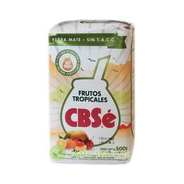 Йерба матэ CBSé Frutos Tropicales (с тропическими фруктами) - 500 грамм