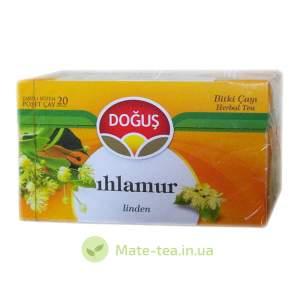Турецький чай Dogus (з квітів липи) - 20 пакетиків