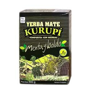 Kurupi Menta Boldo Compuesta Especial - 500 грамм