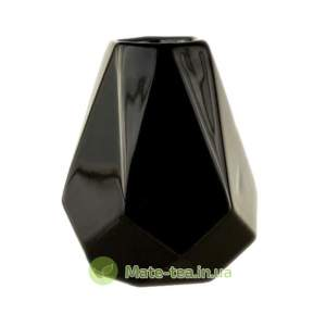 Керамический калабас Алмаз (чёрный) - 350 мл