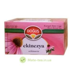 Турецкий чай Dogus (с эхинацеей) - 20 пакетиков