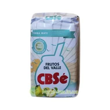 Йєрба мате CBSe Frutos del Valle 500 - грам