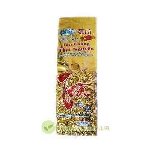 Вьетнамский чай Dac Sun Tan Cuong Thai Nguyen отборный - 200 грамм