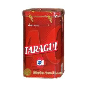Контейнер для хранение матэ Taragui (красный) - 500 грамм