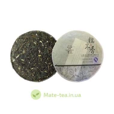Шу Пуер з клейким Рисом - 100 грам