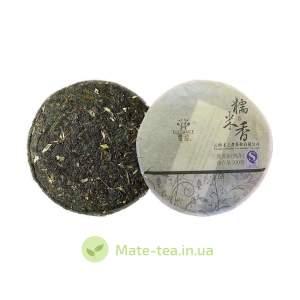 Пуэр с клейким Рисом - 100 грамм