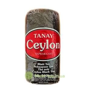 Цейлонский чай Tanay Ceylon - 500 грамм