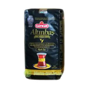 Caykur Altinbas Turkish Black Tea - 500 грамм
